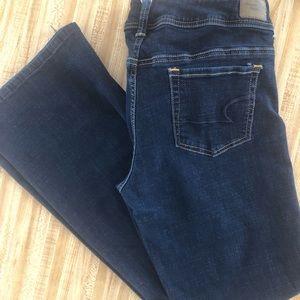 Women's American Eagle Jeans Size 14L